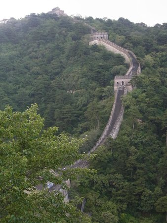 Travel Great Wall: どこまでも続く長い道