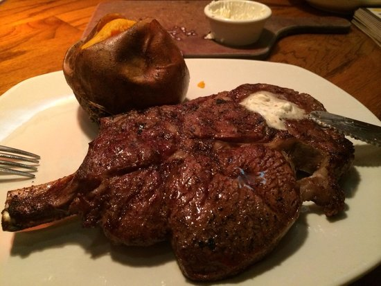 Outback Steakhouse : Rib Eye