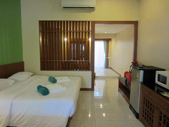 Timber House Resort : Inside the room for 3 persons