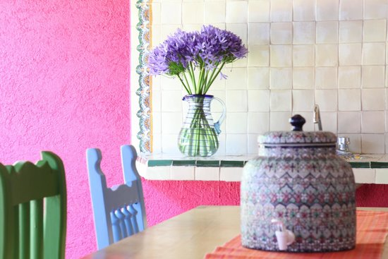 La Betulia Bed and Breakfast: La Betulia Oaxaca Bed and Breakfast