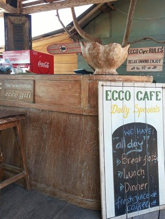Ecco boutique cafe