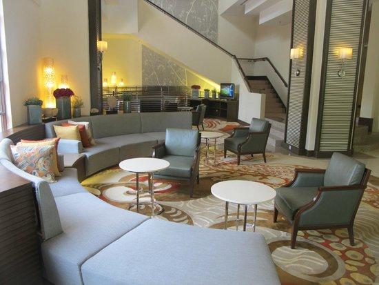 Holiday Inn Resort Penang: Лобби