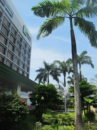 Holiday Inn Resort Penang: Основной корпус