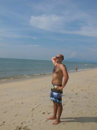 Holiday Inn Resort Penang : Любуюсь на море