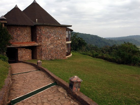 Ngorongoro Sopa Lodge : Rooms with great view