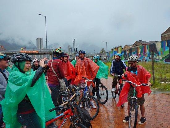 Bogota Bike Tours : bike tour