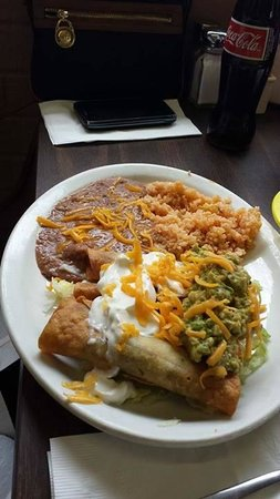 Garcia's Sunset Grill : Delicious!