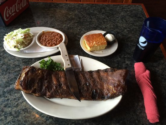 Sparky's Garage: This was outstanding. Full rack