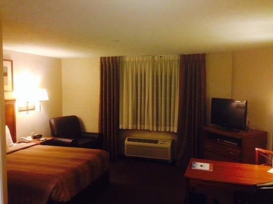 Candlewood Suites Meridian: Room