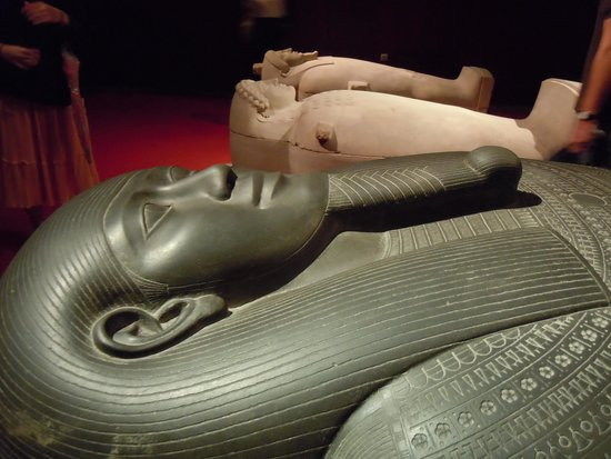 Istanbul Archaeological Museums: 塔伯尼特石棺(Tabnit Sarcophagus)
