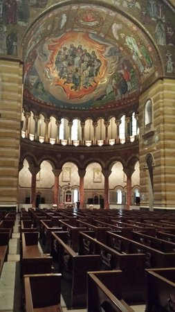 Cathedral Basilica of Saint Louis: Cathedral Basilica