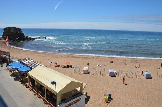 Promar - Eco Beach & Spa Hotel: Widok z okna/ view from the room