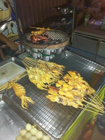 Prima Villa Hotel: макашница морепродукты гриль