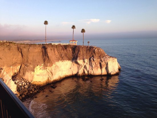 View from the patio at Ventana Grill Pismo Beach