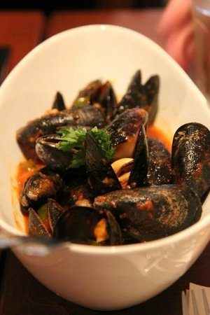 Amorosa Pasta House: Mussels appy