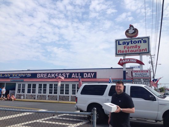 Layton S Family Restaurant Ocean City Md