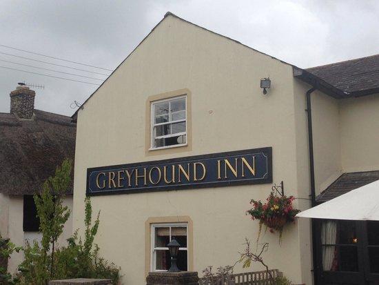 The Greyhound Inn : The best food eva!