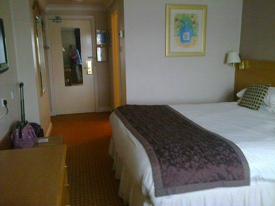 Best Western Everglades Park Hotel: Room 109 - entrance