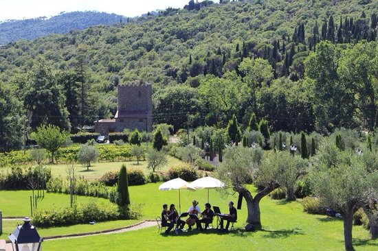 Villa Baroncino : Stunning - takes a lot to best this location!