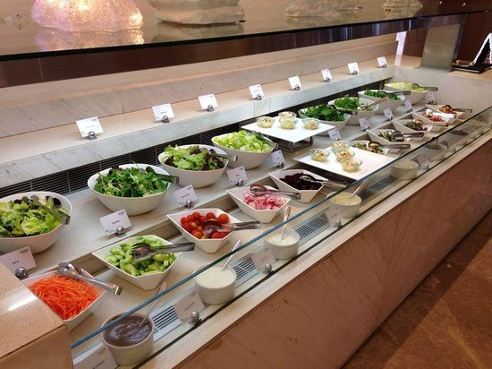 Rosewater: Salads