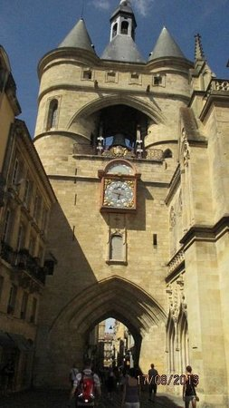 Porte Cailhau : porte 3