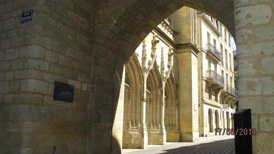 Porte Cailhau : porte 2