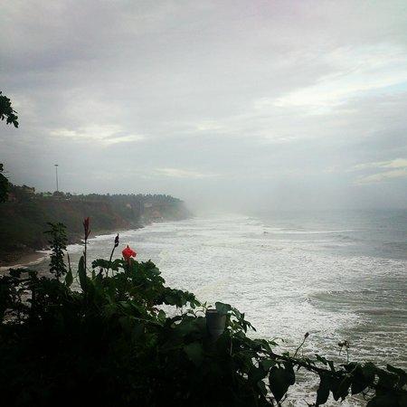 Varkala Beach: varkala