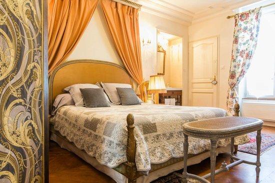 Le Petit Tertre : Renaissance chambre