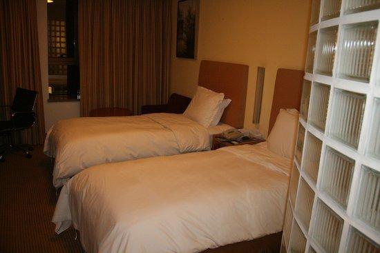 Holiday Inn Express Beijing Temple Of Heaven: Doble con camas separadas