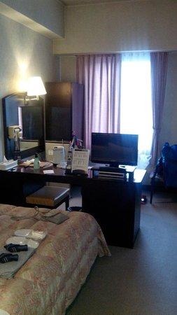 Miyajima Coral Hotel : habitacion
