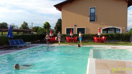 Hotel agli Ulivi: Pool