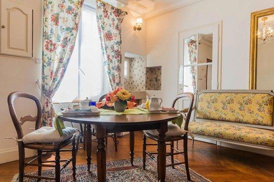 Le Petit Tertre : Renaissance Salle à manger