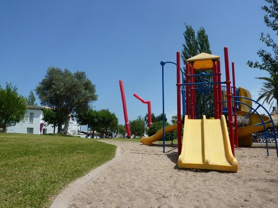 Seaclub Mediterranean Resort: C block park