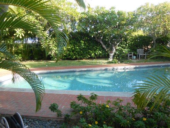 The Hula Breeze: Pool Area