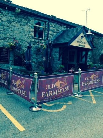Give It A Go Picture Of The Old Farmhouse Ulverston Tripadvisor