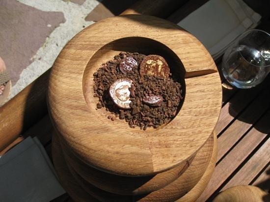 Mugaritz: chocolates all the way