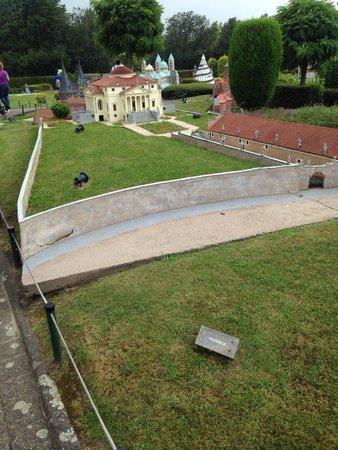 Mini-Europe: La Rotonda di Andre Palladio