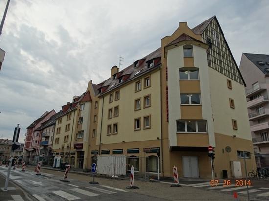 Mercure Colmar Centre Unterlinden : Exterior