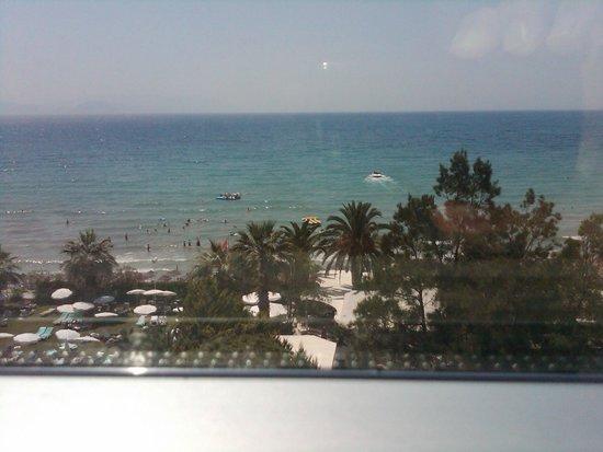 Ephesia Hotel: Oda Manzaramız