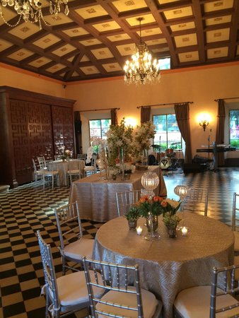 Deering Estate at Cutler: Inside so beautiful...