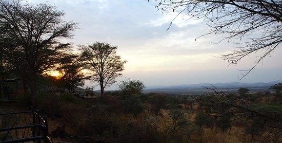 Serengeti Sopa Lodge: View from Room