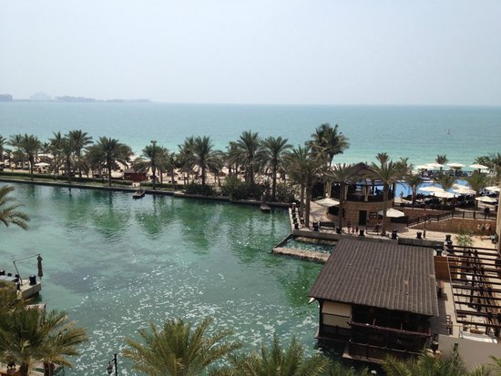 Jumeirah Mina A'Salam: View from the room
