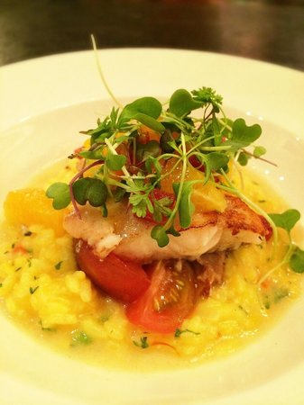 The Bistro at Hillside Winery: Brown Butter Roasted Ling Cod