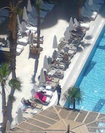 Crystal Sunset Luxury Resort & Spa: havuz