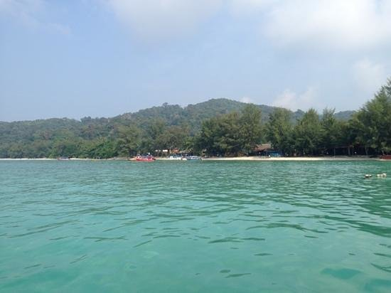 Arwana Perhentian Eco Resort & Beach Chalet: Arwana