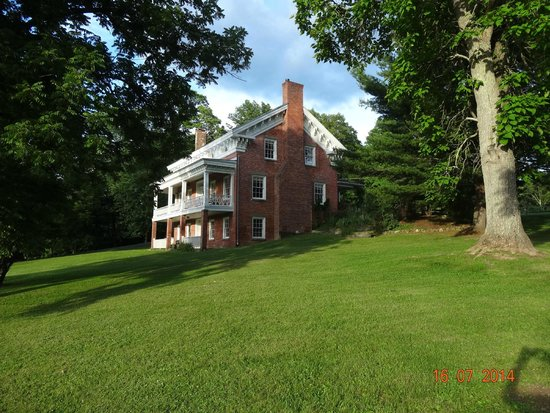 Catherine Harnden House: Enjoy this place
