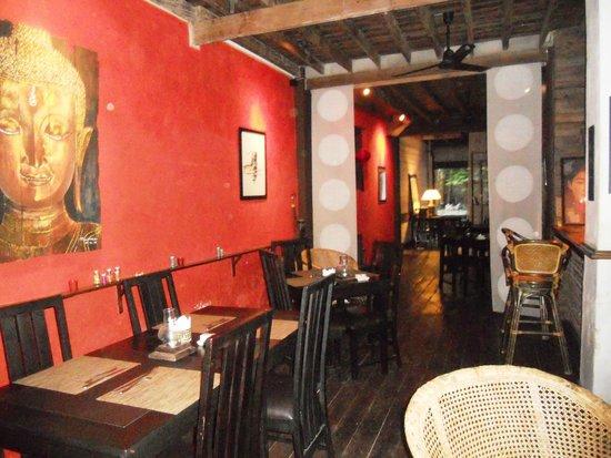 Interior restaurante Tangor