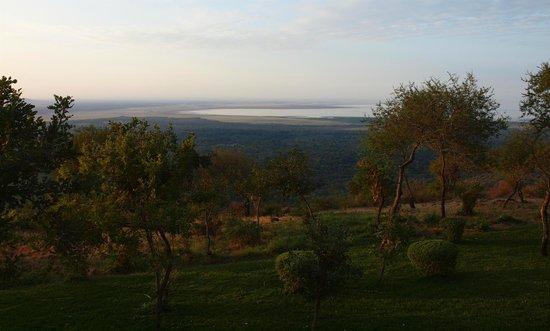 Lake Manyara Serena Lodge : Aussicht auf Lake Manyara