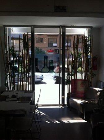 Restaurante La Cepa Vieja: ENTRADA SUGERENTE...