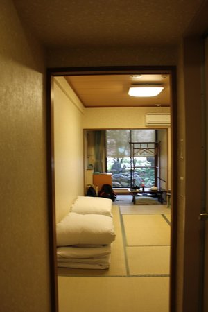 Sumisho Hotel: Entry View